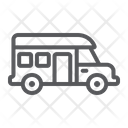 Motorhome Transportation Auto Icon
