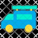 Caravan Adventure Trip Icon