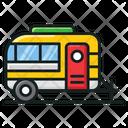 Volkswagen Vanity Van Transport Icon