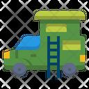 Icamper Travel Van Icon