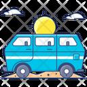 Vanity Van Camper Van Conveyance Icon