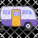 Trailer Cramper Caravan Icon