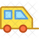Caravan Convoy Living Icon