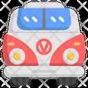 Caravan Travelling Van Van Icon