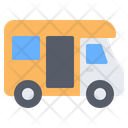 Caravan Camper Van Icon