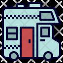 Rv Truck Car Icon
