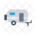 Travel Transport Container Icon