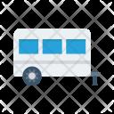 Caravan Train Bogie Icon