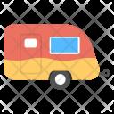 Caravan Convoy Living Icon