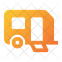 Caravan Trailer Icon