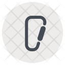 Carbine Lift Rope Icon