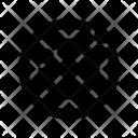 Carbon Cell Molecular Icon