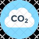Carbon Dioxide Co 2 Icon