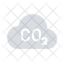 Co Carbon Pollution Icon