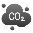 Cloud Smoke Polution Icon