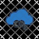 Co Carbondioxide Cloud Icon