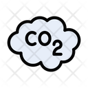 Cloud Co Weather Icon