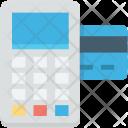 Card Machine Terminal Icon