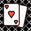 Card Playing Cards Gambling Icon