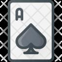 Card Spade Casino Icon