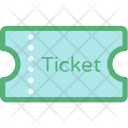 Card Pass Ticket Icon