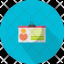 Card Identity Finance Icon