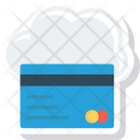 Card Cardwithcloud Creditcard Icon