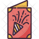 Card Party Festival Icon