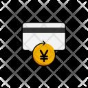 Card Yen Money Icon