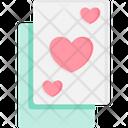Ace Heart Card Icon