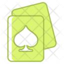 Card Poker Spades Icon