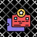 Card Bonus Wallet Icon