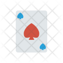 Card Diamond Heart Icon