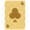 Card Casino Clubs Icon