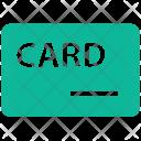 Card Plastic Money Icon