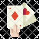 Card Gaming Playingcard Icon