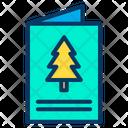 Invitation Card Christmas Invitation Xmas Invitation Icon