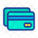 Atm Card Credit Card Debit Card Icon