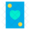 Playing Card Cate Cards Icon