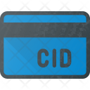 Card Bank Cid Icon