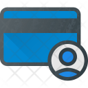 Card Bank User Icon