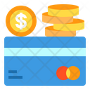 Card And Coin Icon