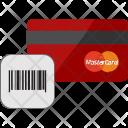 Card Barcode Icon