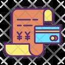 Mpaid Bill Card Bill Payment Card Bill Icon