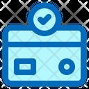 Card Check Icon