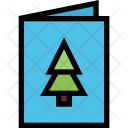 Card Christmas Holidays Icon