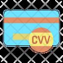 Card Cvv Icon