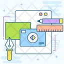 Card  Design Icon