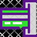 Card Door Icon