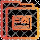 Card folder Icon